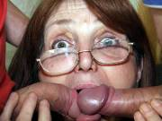 Mature business lady fucked