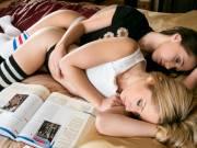 Late Night Study Date