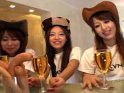 Group sex with Miyu Sugiura, Nagisa, Nami